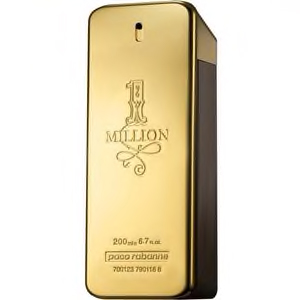 PACO RABANNE 1 MILLION-EAU DE TOILETTE 200ML