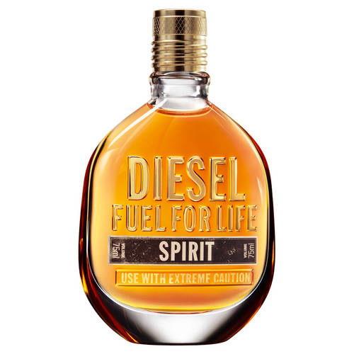 DIESEL FUEL FOR LIFE SPIRIT HOMME-EAU DE TOILETTE. 75ML