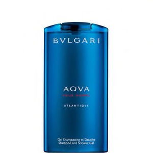 BULGARI AQUA ATLANTIQUE SHAMPOO 200ML