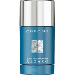 AZZARO CHROME DEODORANT STICK SANS ALCOOL  75ml