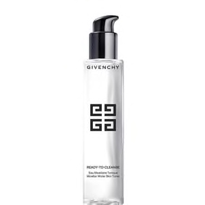 GIVENCHY COSMETICS READY-TO-CLEANSE; EAU MICELLAIRE TONIQUE 200ML