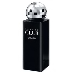 AZZARO CLUB WOMEN EAU DE TOILETTE      75ml