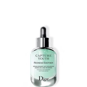 DIOR CAPTURE YOUTH REDNESS SOOTHER-SERUM APAISANT ANTI-ROUGEURS; SIGNES DE L'ÂGE RETARDES 30ML