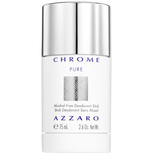 AZZARO CHROME PURE STICK DEODORANT 75ml