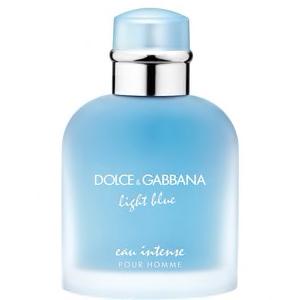 DOLCE & GABBANA LIGHT BLUE POUR HOMME EAU INTENSE/EAU DE PARFUM  100ML