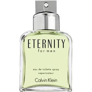 CALVIN KLEIN ETERNITY FOR MEN EAU DE TOILETTE VAPORISATEUR 100ML
