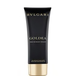 BULGARI GOLDEA THE ROMAN NIGHT BATH & SHOWER GEL 100ML