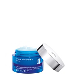 GIVENCHY COSMETICS HYDRA SPARKLING-CRÈME/MASQUE HYDRATANT RECUPERATION NUIT COURTE 50ML