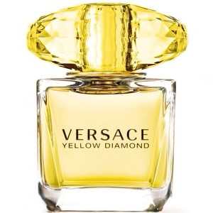 VERSACE YELLOW DIAMOND-EAU DE TOILETTE VAPORISATEUR  90ML
