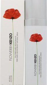 KENZO FLOWER BY KENZO-EAU PARFUMÈE DEODORANTE 125ML